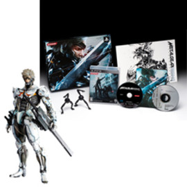 KONAMI - METAL GEAR RISING REVENGEANCE PREMIUM PACKAGE コナミスタイル特別版(PS3)