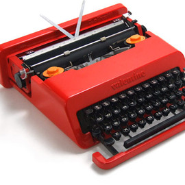 olivetti - Valentine-S by Ettore Sottsass