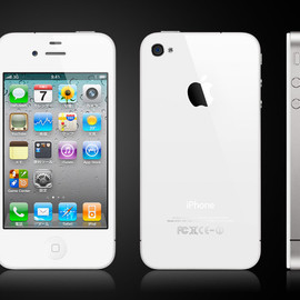 Apple - iPhone4 White