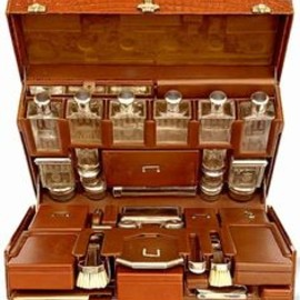 HERMES - BEAUTIFUL HERMES LUGGAGE CASE FROM OUT OF AFRICA