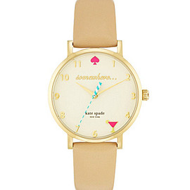 kate spade NEW YORK - kate spade new york Novelty Metro It´s 5:00 Somewhere Watch