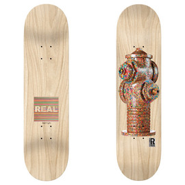 REAL X HUF X HAROSHI - HYDRANT DECK