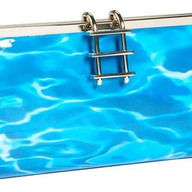 kate spade NEW YORK - 'Pool Party' Clutch