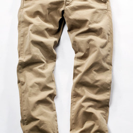 RRL - Slim Fit Officer Chino