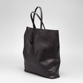 bottega veneta - nero intrecciomirage large tote