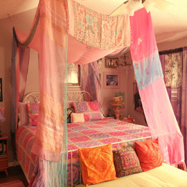 BabylonSisters - Bohemian Gypsy BED CANOPY