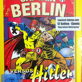 ユルグ・ブットゲライト - DVD 『CAPTAIN BERLIN VERSUS Hitler』