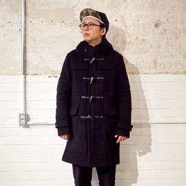ordinary fits - 【Men's & Ladies'】ordinary fits オーディナリーフィッツ DUFFLE COAT ダッフルコート[LONDON Tradition別注]