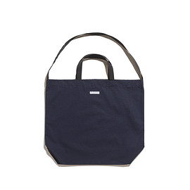 ENGINEERED GARMENTS - Carry All Tote-Cotton Ripstop-Dk.Navy
