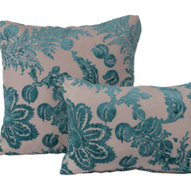 JAYSON HOME - BRAMBLE AQUA PILLOWS