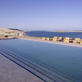 Philippe Starck - Swimming Pool, Hotel La Co(o)rniche, Pyla, France