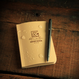 RITE IN THE RAIN-MADE IN USA, ライトインザレイン - ALL-WEATHER NOTEBOOK/全天候型ノート
