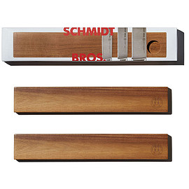 Schmidt Brothers - Magnetic knife wall bar 24""