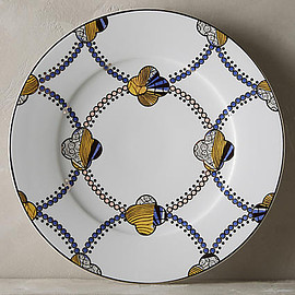 Anthropologie - Cliveden Dinner Plate