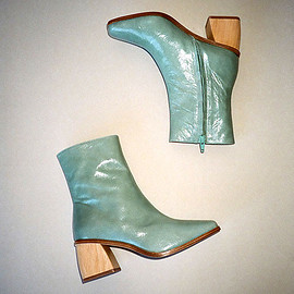 PALOMA WOOL - LIGHT GREEN EMILIA BOOT $279.00