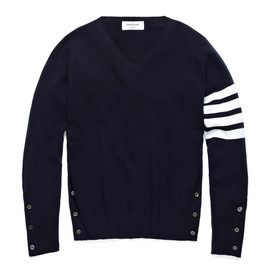 Thom Browne - Navy Sweater