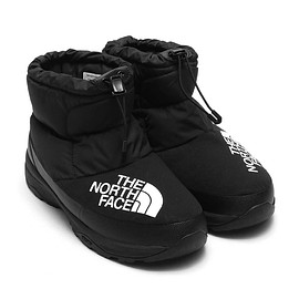 THE NORTH FACE, atmos - Naptse Down Boot - Black