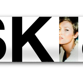 Skate Moss - by Jeff / Kate Moss ①