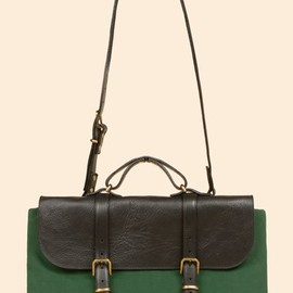 STEVE MONO - Oscar Mix Shoulder Strap Briefcase