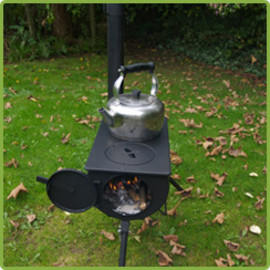 Frontier Stove - Frontier Stove