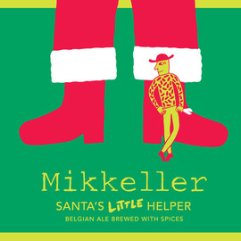 Mikkeller - SANTA'S LITTLE HELPER 2013