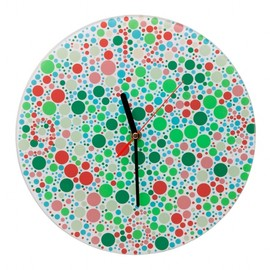Color Blind Clock - Color Blind Clock