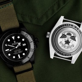 "ROLEX - Project X Designs  British Military ""Stealth"""