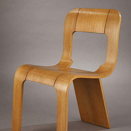 Mario Bellini - bent wood chair