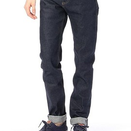 LEVI'S Made & Crafted - Slim Straight Rigid Denim