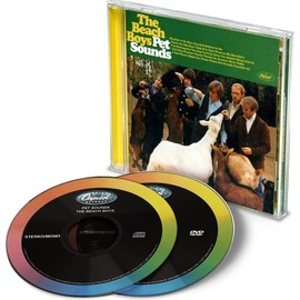The Beach Boys - Pet Sounds 40th Anniversary CD+DVD