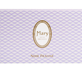 Mary - 6 tablettes classiques chocolate