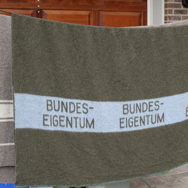 Deutsches Heer - German Army Wool Blanket