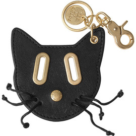 SEE BY CHLOE - Loki leather cat keyfob