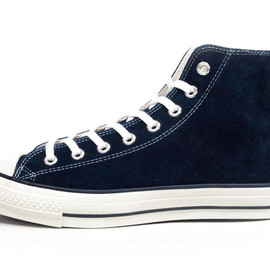 CONVERSE - converse SUEDE ALL STAR  made in japan