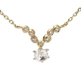 AbHeri - Diamond Necklace