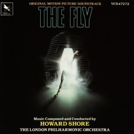 Howard Shore - The Fly: Original Motion Picture Soundtrack