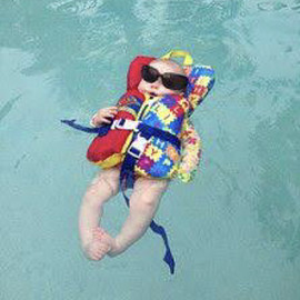 https://www.pinterest.com/lucieslist/ - Lifejacket  for Toddlers