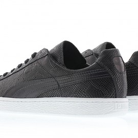 Puma - States (Made in Italy) - Black (Snake)