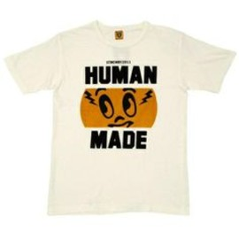 Human Made Face Logo Tee