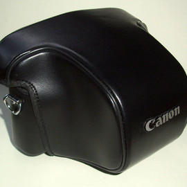 Canon - Case for Canon A-1, AE-1 etc.