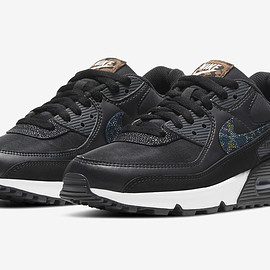 NIKE - Air Max 90 SE -Black/Off Noir/White