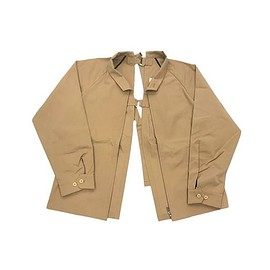 RICE NINE TEN - BACK OPEN DRIZZLER JACKET(BEIGE)