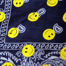 Mark McNairy - Smiley Face Bandanas Tee