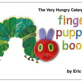 Eric Carle - The Very Hungry Caterpillar's Finger Puppet Book