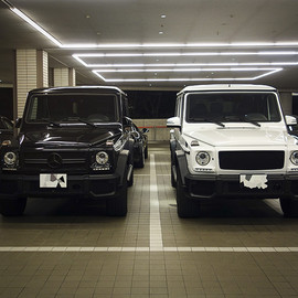 Mercedes-Benz - Monochrome G
