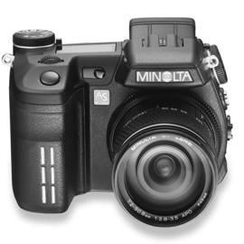 Konica Minolta - Konica Minolta Dimage A1 5MP Digital Camera (2782-301)