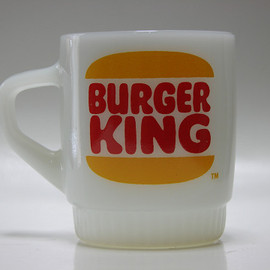 FIRE KING - FK BURGERKING MUG Kelly's Coffee Cup