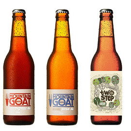Mountain Goat Brewery - mountain goat beer