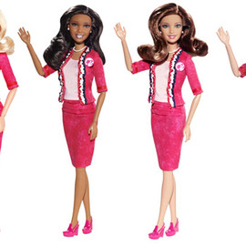 Barbie - Barbie I can be president 2012