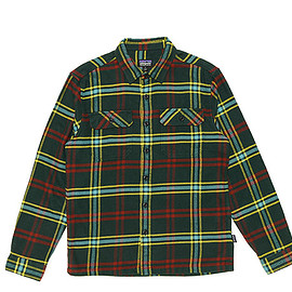 Patagonia - M's L/S Fjord Flannel Shirts-WWCN